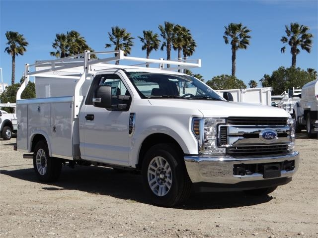 2018 F-250 Regular Cab, Royal Service Bodies Service Body #FJ2081 - photo 6