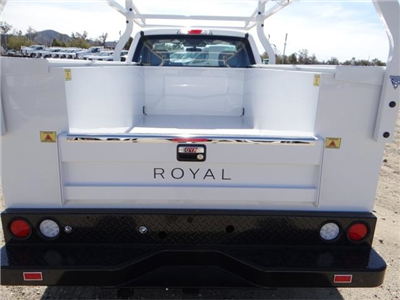 2018 F-250 Regular Cab, Royal Service Bodies Service Body #FJ2081 - photo 9