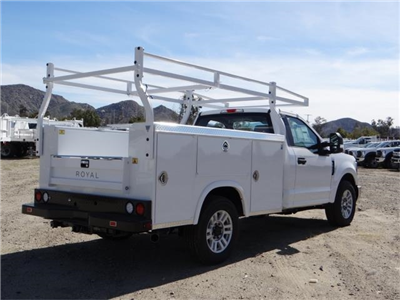 2018 F-250 Regular Cab, Royal Service Bodies Service Body #FJ2081 - photo 4