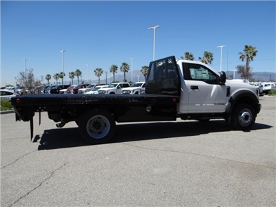 2018 F-450 Regular Cab DRW, Scelzi Contractor Flatbed Contractor Body #FJ2082 - photo 5