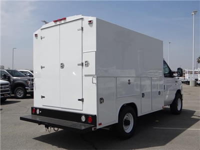 2018 E-350,  Harbor WorkMaster Service Utility Van #FJ2116 - photo 4