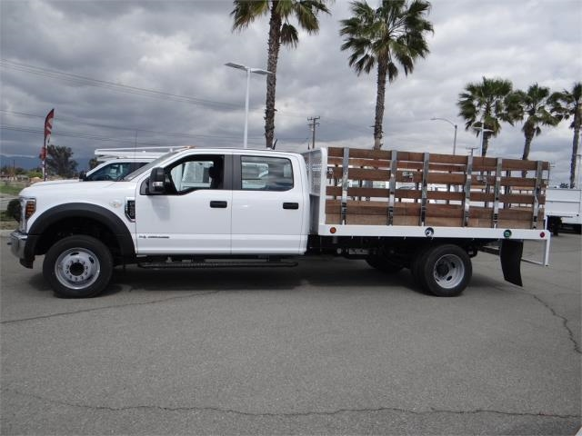 2018 F-450 Crew Cab DRW,  Scelzi Stake Bed #FJ2131 - photo 3