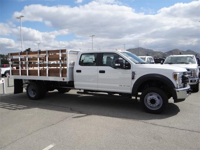 2018 F-450 Crew Cab DRW, Scelzi Flatbed #FJ2131 - photo 5