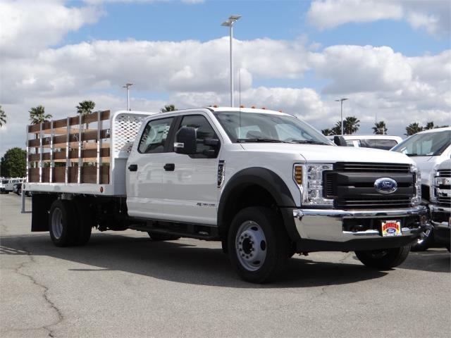 2018 F-450 Crew Cab DRW,  Scelzi Stake Bed #FJ2131 - photo 6