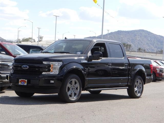 2018 F-150 SuperCrew Cab, Pickup #FJ2153DT - photo 1