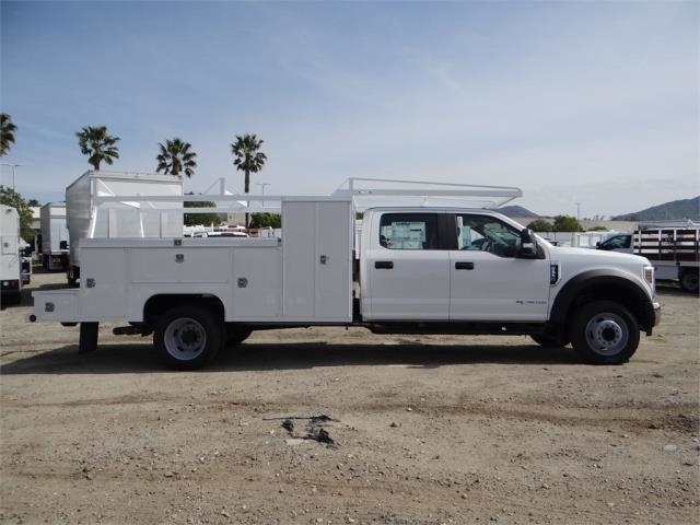 2018 F-550 Crew Cab DRW, Scelzi Welder Bodies Welder Body #FJ2174 - photo 5