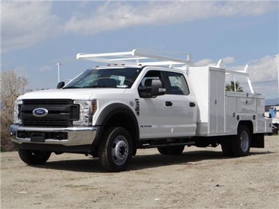 2018 F-550 Crew Cab DRW, Scelzi Welder Bodies Welder Body #FJ2174 - photo 1