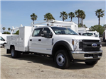 2018 F-550 Crew Cab DRW, Scelzi Welder Bodies Welder Body #FJ2174 - photo 6