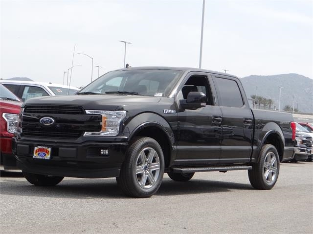 2018 F-150 SuperCrew Cab 4x2,  Pickup #FJ2250 - photo 1
