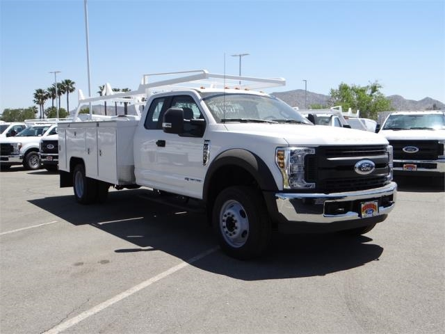 2018 F-550 Super Cab DRW, Scelzi Service Body #FJ2256 - photo 6