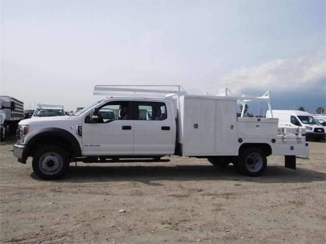 2018 F-550 Crew Cab DRW,  Scelzi Combo Bodies Combo Body #FJ2257 - photo 3