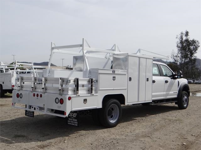 2018 F-550 Crew Cab DRW,  Scelzi Combo Bodies Combo Body #FJ2257 - photo 4