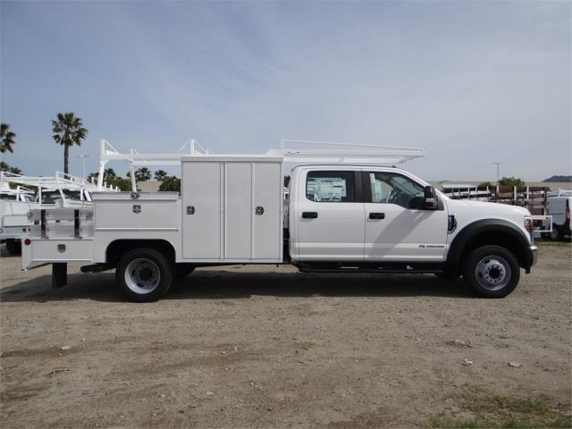 2018 F-550 Crew Cab DRW,  Scelzi Combo Bodies Combo Body #FJ2257 - photo 5
