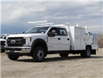 2018 F-550 Crew Cab DRW,  Scelzi Combo Bodies Combo Body #FJ2257 - photo 1