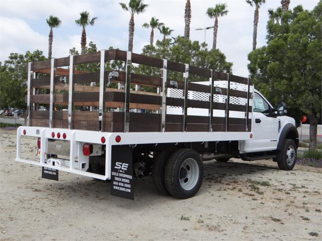 2018 F-450 Regular Cab DRW, Scelzi Stake Bed #FJ2317 - photo 4