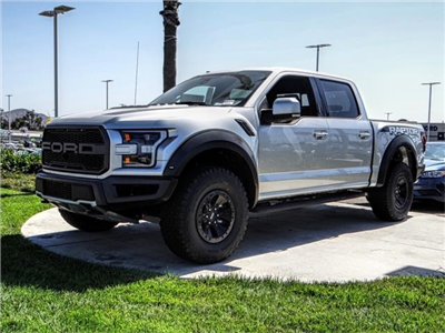 2018 F-150 SuperCrew Cab 4x4,  Pickup #FJ2324 - photo 1
