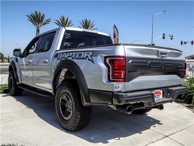 2018 F-150 SuperCrew Cab 4x4,  Pickup #FJ2324 - photo 2