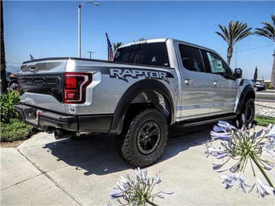 2018 F-150 SuperCrew Cab 4x4,  Pickup #FJ2324 - photo 4