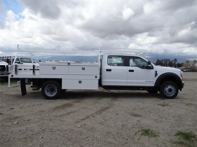 2018 F-550 Crew Cab DRW, Scelzi Contractor Body #FJ2339 - photo 5