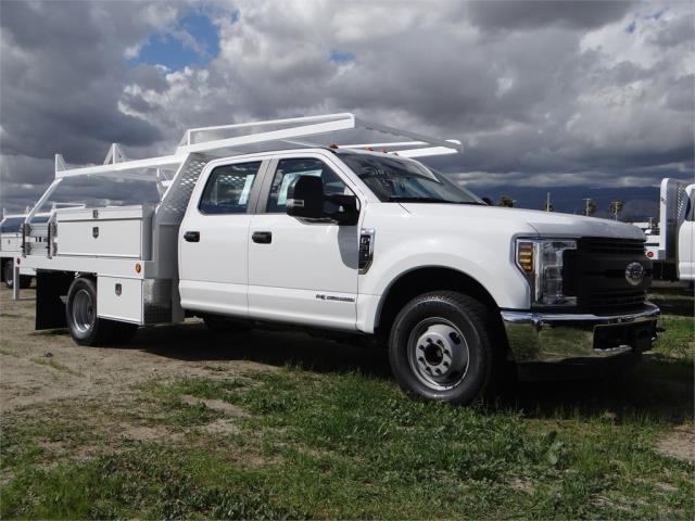 2018 F-350 Crew Cab DRW 4x2,  Scelzi Contractor Body #FJ2354 - photo 6