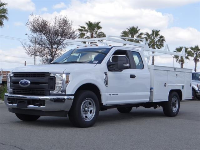 2018 F-350 Super Cab, Scelzi Signature Service Service Body #FJ2470 - photo 1