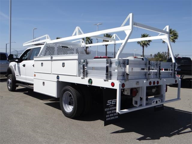 2018 F-550 Crew Cab DRW 4x2,  Scelzi Contractor Body #FJ2572 - photo 2