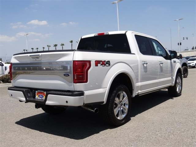 2018 F-150 SuperCrew Cab 4x4,  Pickup #FJ2574 - photo 10
