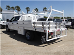 2018 F-350 Crew Cab DRW 4x2,  Scelzi Contractor Flatbed Contractor Body #FJ2626 - photo 2