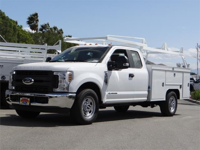2018 F-350 Super Cab 4x2,  Scelzi Signature Service Service Body #FJ2671 - photo 1