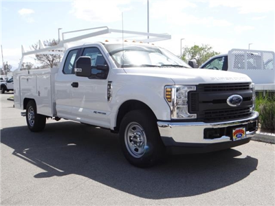 2018 F-350 Super Cab 4x2,  Scelzi Signature Service Service Body #FJ2671 - photo 6