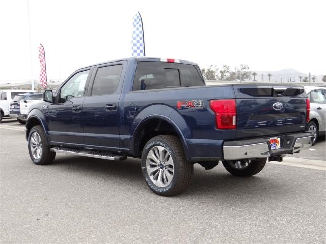 2018 F-150 SuperCrew Cab 4x4,  Pickup #FJ2678 - photo 2