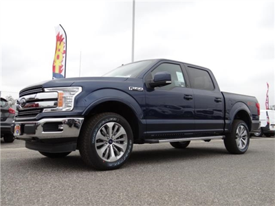 2018 F-150 SuperCrew Cab 4x4,  Pickup #FJ2678 - photo 1