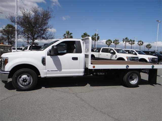 2018 F-350 Regular Cab DRW 4x2,  Scelzi Flatbed #FJ2684 - photo 3