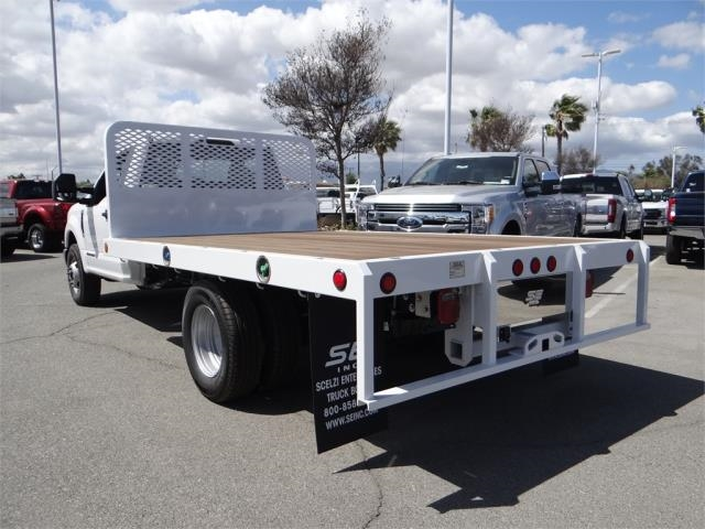 2018 F-350 Regular Cab DRW 4x2,  Scelzi Flatbed #FJ2684 - photo 2