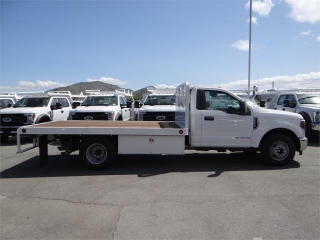 2018 F-350 Regular Cab DRW 4x2,  Scelzi WFB Flatbed #FJ2684 - photo 5