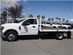 2018 F-350 Regular Cab DRW 4x2,  Scelzi WFB Flatbed #FJ2684 - photo 3