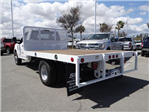 2018 F-350 Regular Cab DRW 4x2,  Scelzi Flatbed #FJ2684 - photo 1