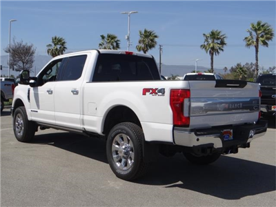 2018 F-250 Crew Cab 4x4,  Pickup #FJ2699DT - photo 2