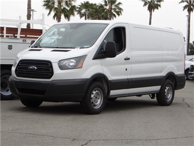 2018 Transit 150 Low Roof 4x2,  Empty Cargo Van #FJ2715 - photo 1
