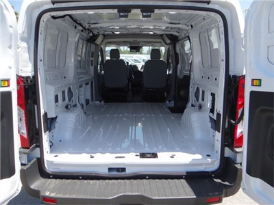 2018 Transit 150 Low Roof 4x2,  Empty Cargo Van #FJ2737 - photo 2