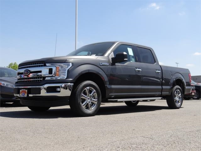 2018 F-150 SuperCrew Cab 4x2,  Pickup #FJ2822 - photo 1