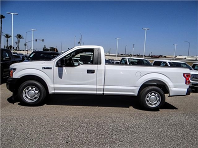 2018 F-150 Regular Cab,  Pickup #FJ2834DT - photo 3