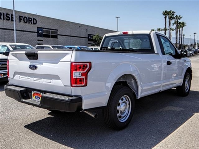 2018 F-150 Regular Cab,  Pickup #FJ2834DT - photo 4