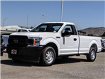 2018 F-150 Regular Cab,  Pickup #FJ2834DT - photo 1