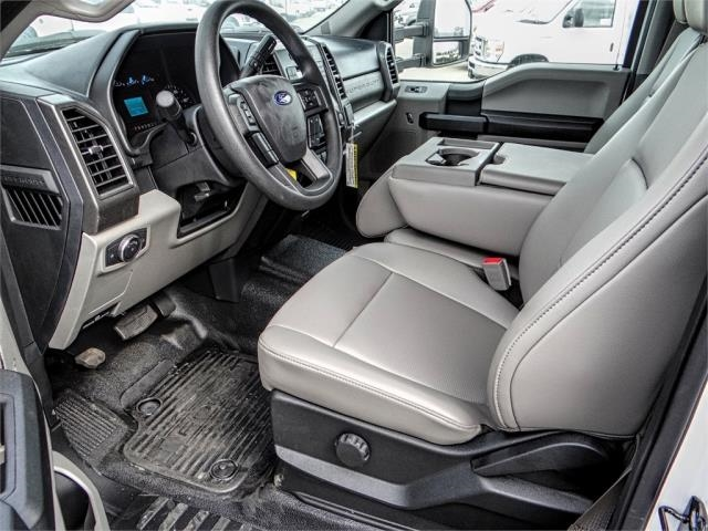 2018 F-550 Crew Cab DRW 4x2,  Scelzi CTFB Contractor Body #FJ2852 - photo 7