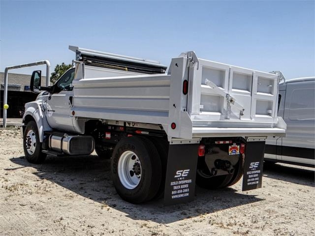 2018 F-650 Regular Cab DRW 4x2,  Scelzi Dump Body #FJ2889 - photo 2