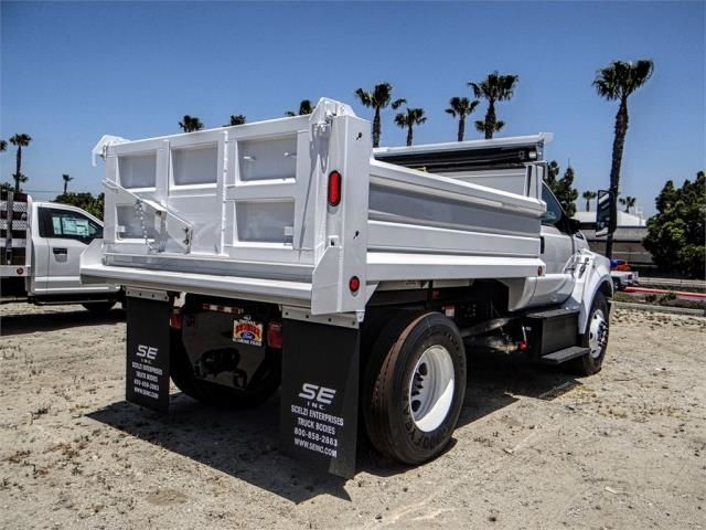 2018 F-650 Regular Cab DRW 4x2,  Scelzi Dump Body #FJ2889 - photo 4