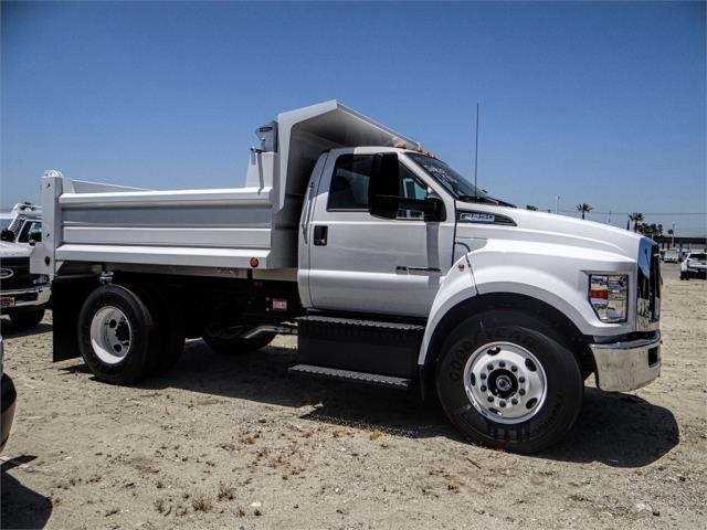 2018 F-650 Regular Cab DRW 4x2,  Scelzi Dump Body #FJ2889 - photo 5