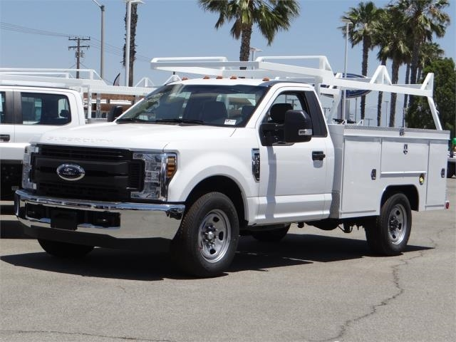 new 2018 ford f 350 regular cab service body for sale in fontana ca