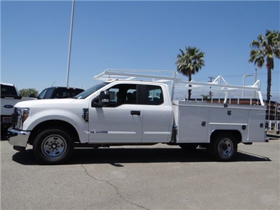 2018 F-350 Super Cab,  Scelzi Signature Service Service Body #FJ2943 - photo 3